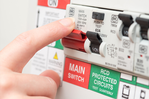 Domestic Electricians in Sutton, Surrey & South London